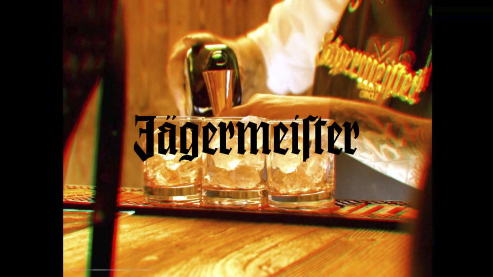 Jägermeister - Jagdhütte 56