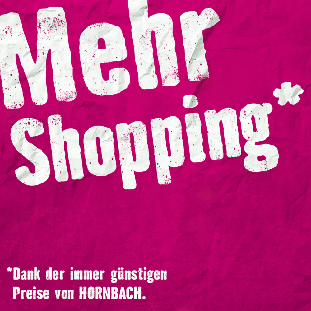 Mehr Shopping